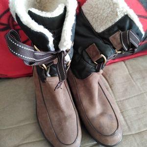 Sperry boots sz 7